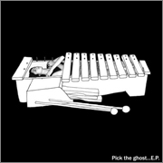 "Pochette du EP ""Pick The Ghost"""