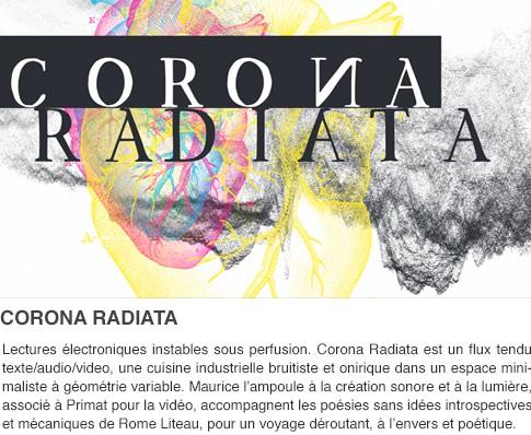 coronaradiata