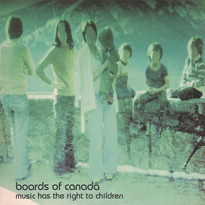 Boards of Canada fête les 20 ans de 'Music Has The Right To Children'