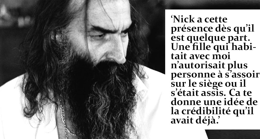 Nick Cave & Warren Ellis, les inséparables